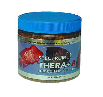 New Life Spectrum Thera A - Jumbo Fish  					With Extra Garlic